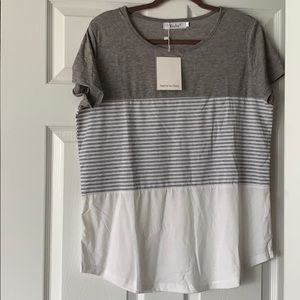 Tops - Women striped T-shirt